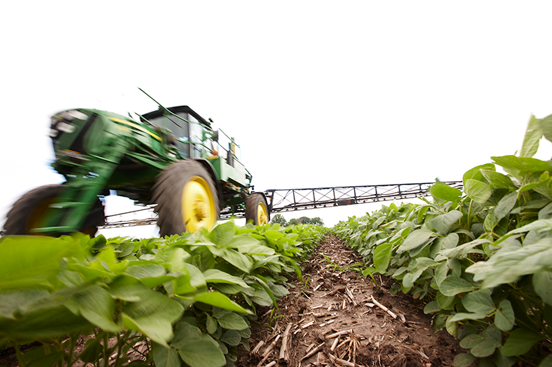 Herbicide update: 2020 Dicamba Label Restrictions for Illinois