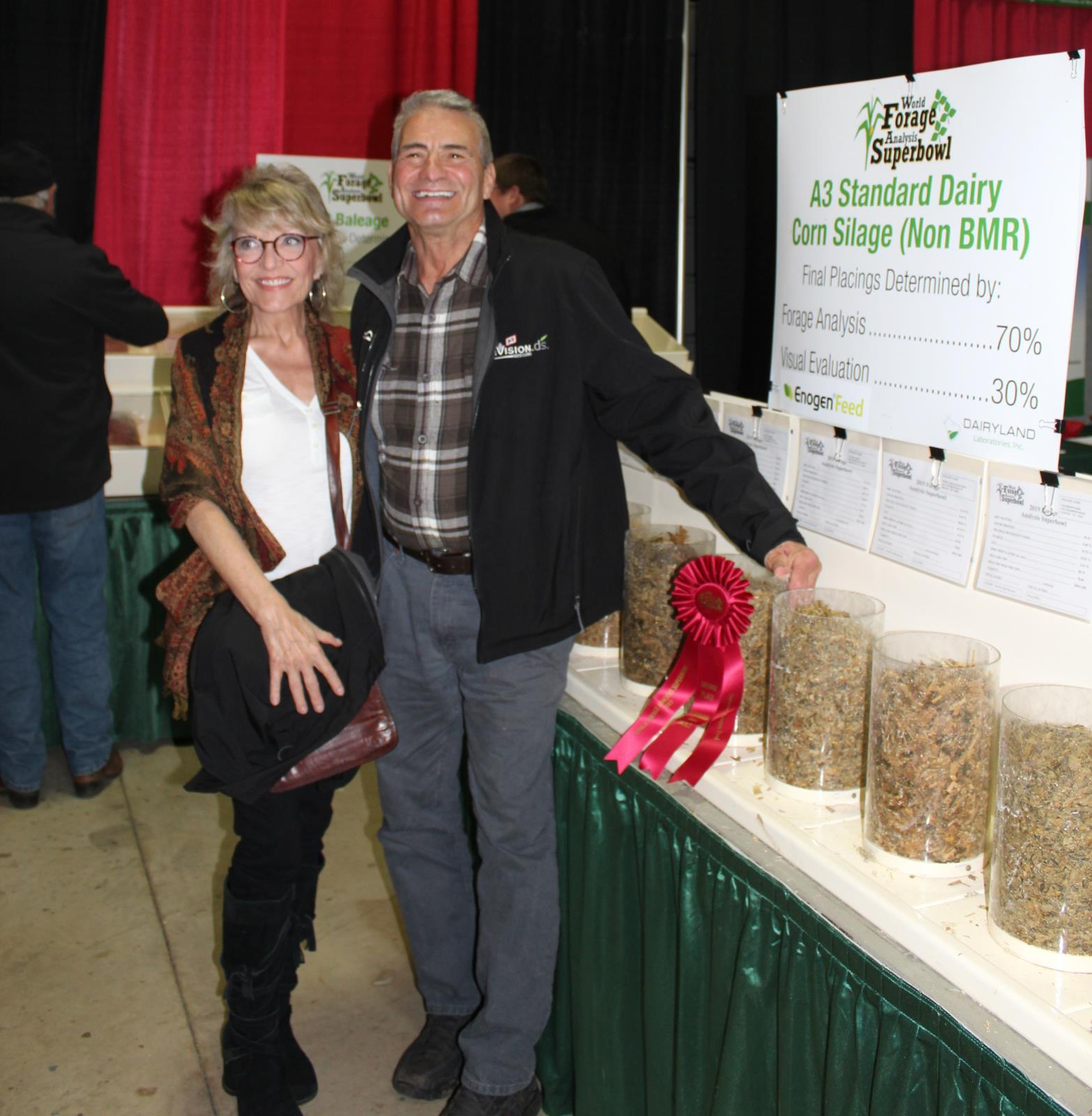 FS CUSTOMERS RECEIVE TOP HONORS IN 36TH ANNUAL WORLD FORAGE ANALYSIS SUPERBOWL